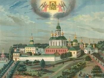 Рыхлы, монастырь,