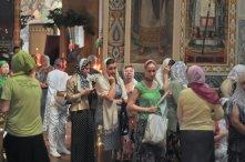Святая Троица. Фотографии праздничного богослужения из Свято-Троицкого Ионинского монастыря.2013 год. 5