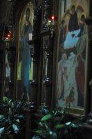 Святая Троица. Фотографии праздничного богослужения из Свято-Троицкого Ионинского монастыря.2013 год. 26