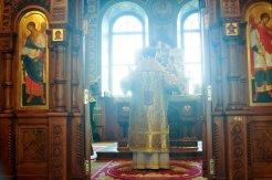 Святая Троица. Фотографии праздничного богослужения из Свято-Троицкого Ионинского монастыря.2013 год. 124