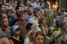 Святая Троица. Фотографии праздничного богослужения из Свято-Троицкого Ионинского монастыря.2013 год. 142