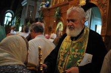 Святая Троица. Фотографии праздничного богослужения из Свято-Троицкого Ионинского монастыря.2013 год. 333