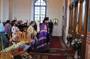 300 фото с храмового праздника Преображение Господне Спасо-Преображенского скита Ионинского монастыря 18