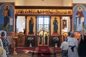 300 фото с храмового праздника Преображение Господне Спасо-Преображенского скита Ионинского монастыря 27
