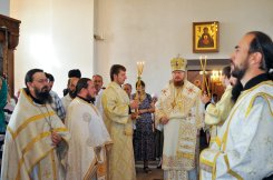 300 фото с храмового праздника Преображение Господне Спасо-Преображенского скита Ионинского монастыря 31