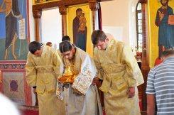 300 фото с храмового праздника Преображение Господне Спасо-Преображенского скита Ионинского монастыря 46