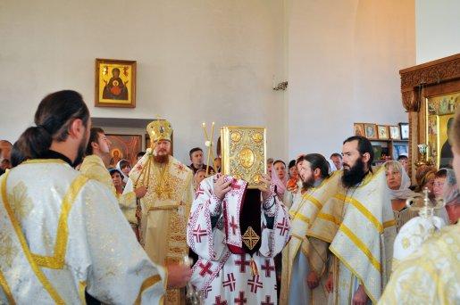 300 фото с храмового праздника Преображение Господне Спасо-Преображенского скита Ионинского монастыря 53