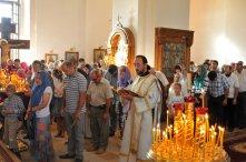 300 фото с храмового праздника Преображение Господне Спасо-Преображенского скита Ионинского монастыря 78
