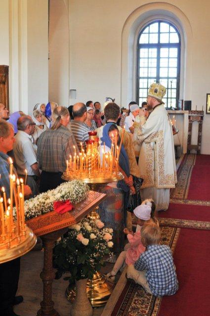 300 фото с храмового праздника Преображение Господне Спасо-Преображенского скита Ионинского монастыря 88