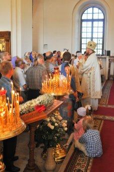 300 фото с храмового праздника Преображение Господне Спасо-Преображенского скита Ионинского монастыря 89