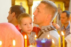 300 фото с храмового праздника Преображение Господне Спасо-Преображенского скита Ионинского монастыря 96