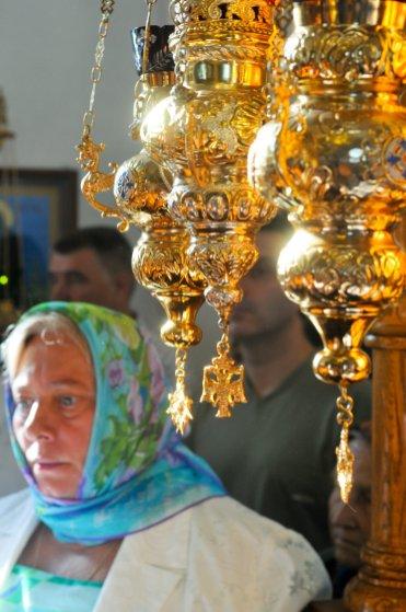 300 фото с храмового праздника Преображение Господне Спасо-Преображенского скита Ионинского монастыря 98