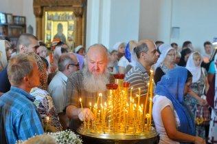 300 фото с храмового праздника Преображение Господне Спасо-Преображенского скита Ионинского монастыря 102