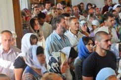 300 фото с храмового праздника Преображение Господне Спасо-Преображенского скита Ионинского монастыря 104