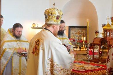 300 фото с храмового праздника Преображение Господне Спасо-Преображенского скита Ионинского монастыря 108