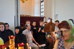 300 фото с храмового праздника Преображение Господне Спасо-Преображенского скита Ионинского монастыря 112