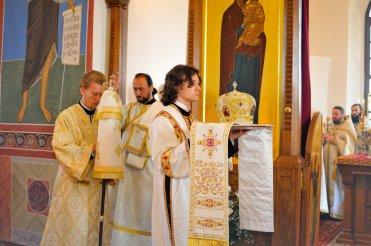 300 фото с храмового праздника Преображение Господне Спасо-Преображенского скита Ионинского монастыря 118
