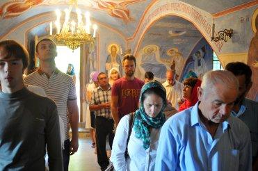 300 фото с храмового праздника Преображение Господне Спасо-Преображенского скита Ионинского монастыря 137