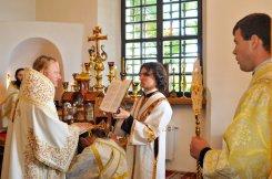 300 фото с храмового праздника Преображение Господне Спасо-Преображенского скита Ионинского монастыря 142