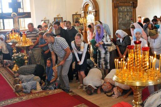 300 фото с храмового праздника Преображение Господне Спасо-Преображенского скита Ионинского монастыря 150