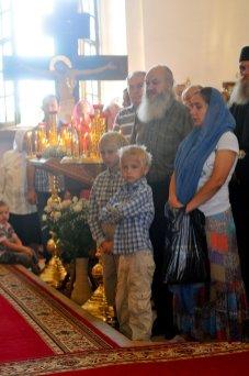 300 фото с храмового праздника Преображение Господне Спасо-Преображенского скита Ионинского монастыря 151