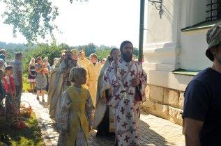 300 фото с храмового праздника Преображение Господне Спасо-Преображенского скита Ионинского монастыря 198