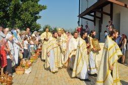 300 фото с храмового праздника Преображение Господне Спасо-Преображенского скита Ионинского монастыря 203