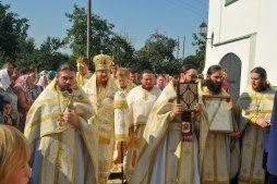 300 фото с храмового праздника Преображение Господне Спасо-Преображенского скита Ионинского монастыря 206