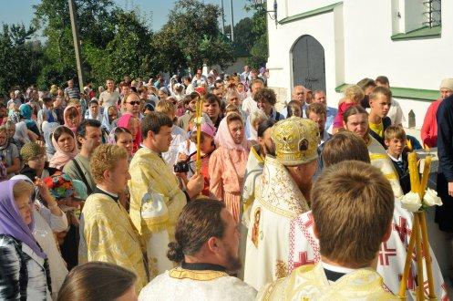 300 фото с храмового праздника Преображение Господне Спасо-Преображенского скита Ионинского монастыря 208