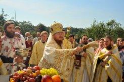 300 фото с храмового праздника Преображение Господне Спасо-Преображенского скита Ионинского монастыря 210