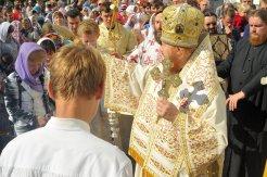 300 фото с храмового праздника Преображение Господне Спасо-Преображенского скита Ионинского монастыря 211