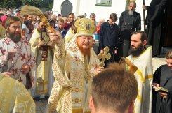 300 фото с храмового праздника Преображение Господне Спасо-Преображенского скита Ионинского монастыря 214