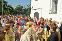 300 фото с храмового праздника Преображение Господне Спасо-Преображенского скита Ионинского монастыря 215