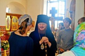 300 фото с храмового праздника Преображение Господне Спасо-Преображенского скита Ионинского монастыря 244