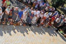 300 фото с храмового праздника Преображение Господне Спасо-Преображенского скита Ионинского монастыря 250