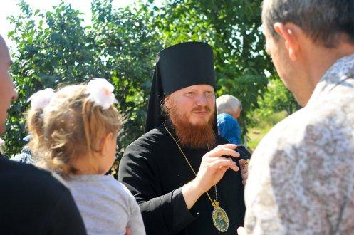 300 фото с храмового праздника Преображение Господне Спасо-Преображенского скита Ионинского монастыря 260
