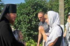 300 фото с храмового праздника Преображение Господне Спасо-Преображенского скита Ионинского монастыря 266