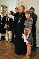 """Первая фотовыставка """"Украина православная"""" открыта в Шоколадном домике. 21"""