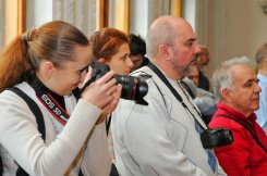 """Первая фотовыставка """"Украина православная"""" открыта в Шоколадном домике. 34"""