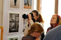 """Первая фотовыставка """"Украина православная"""" открыта в Шоколадном домике. 55"""