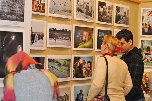 """Первая фотовыставка """"Украина православная"""" открыта в Шоколадном домике. 63"""