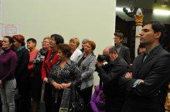 То, что радует глаз и где отдыхает душа. Выставка Вячеслава Мищенко в Национальной Парламентской библиотеке Украины. 13