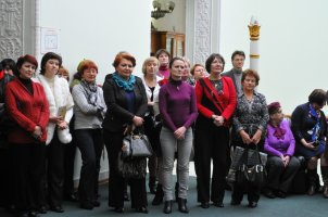 То, что радует глаз и где отдыхает душа. Выставка Вячеслава Мищенко в Национальной Парламентской библиотеке Украины. 27