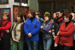 То, что радует глаз и где отдыхает душа. Выставка Вячеслава Мищенко в Национальной Парламентской библиотеке Украины. 59