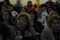 Вечер памяти о. Лонгина в Доме учителя 24