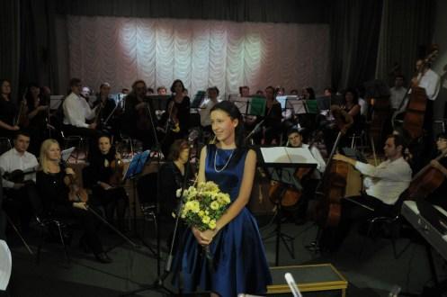 Вечер памяти о. Лонгина в Доме учителя 104