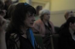 Вечер памяти о. Лонгина в Доме учителя 113