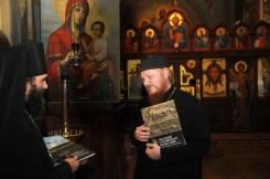 Гости из России, небольшая фотосессия в Ионинском 7