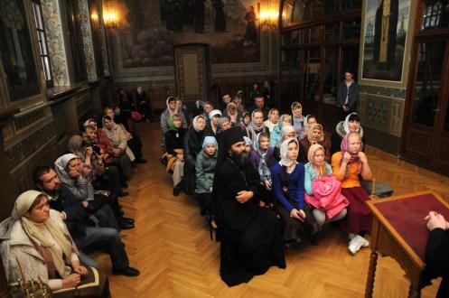 Гости из России, небольшая фотосессия в Ионинском 22