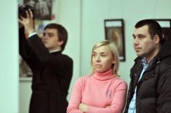"""Фото выставка """"Kolory Prawoslawia"""" из Польши в галереи """"Соборная"""" 227"""
